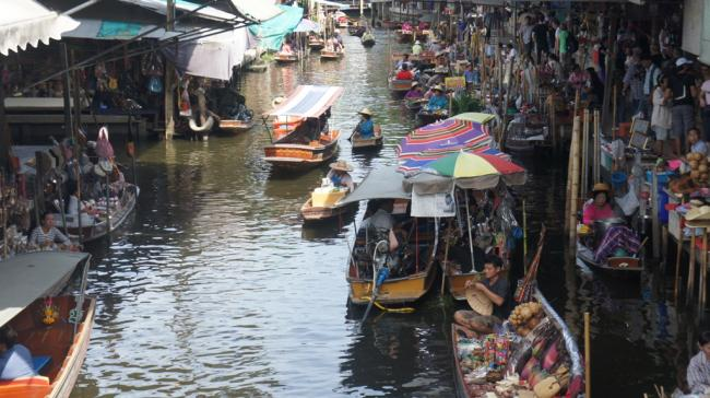 The Little Venice in Thailand