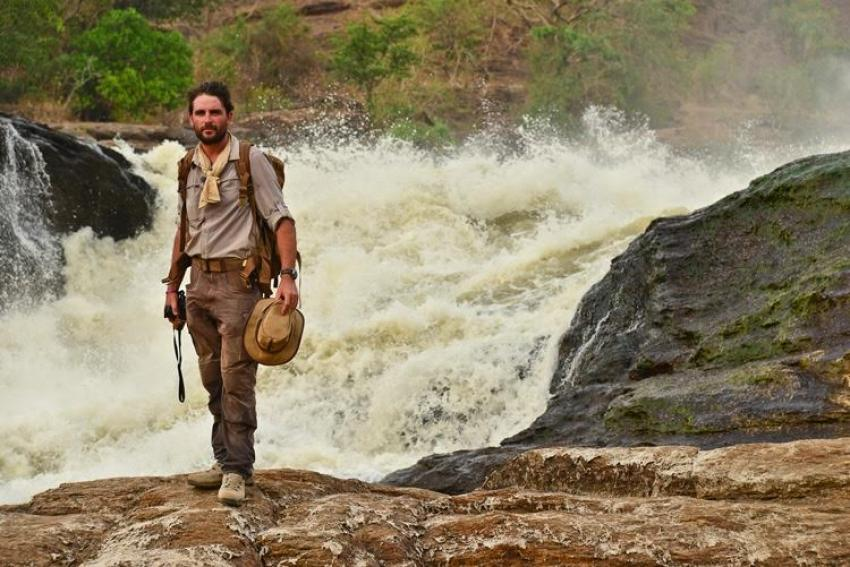 Discovery presents explorer Levison Wood's record-breaking journey across the Nile