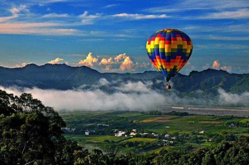 Now is the time to visit the Taiwan Hot Air Balloon Festival!