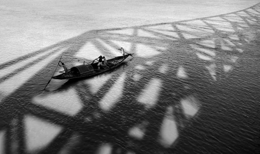 Howrah Bridge: A visual journey through the lens