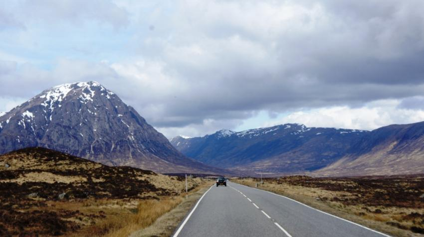 A High Road to Scotland