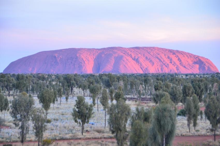 Uluru: Return to the Rock