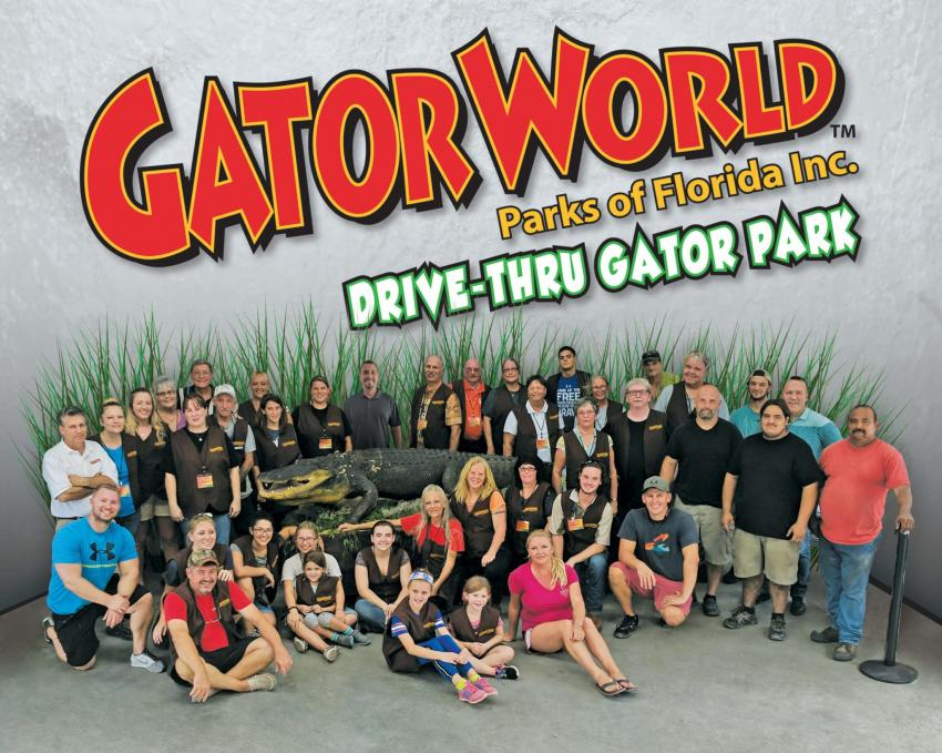 GatorWorld Parks of Florida opens as central Florida's newest tourist attraction