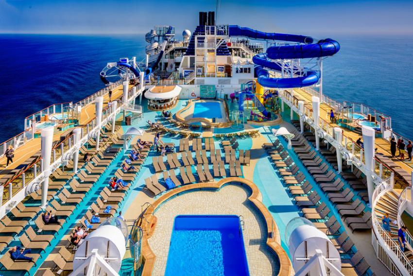 Experience bliss on a cruise holiday onboard Norwegian Bliss