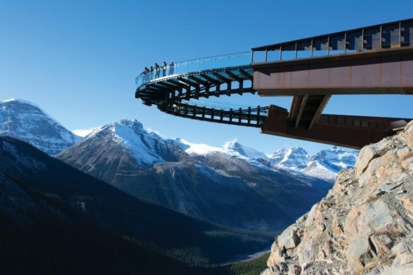 Pursuit announces re-imagined Canadian Rocky Mountain glacier retreat