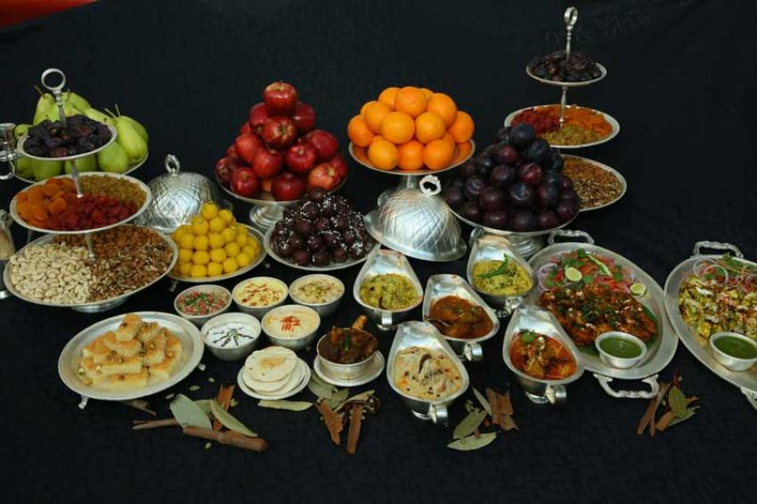 JW Marriott Kolkata hosting an Iftar special spread until June 5