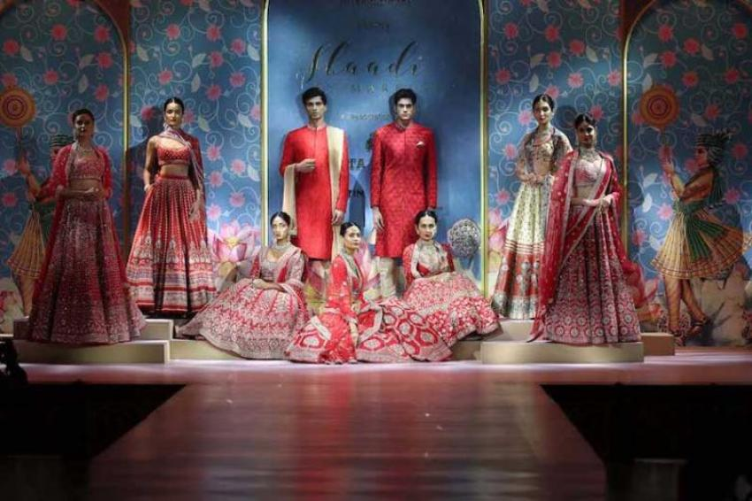 Shaadi by Marriott : Anita Dongre's bespoke bridal wear sweeps Kolkatans off feet at The Westin Rajarhat