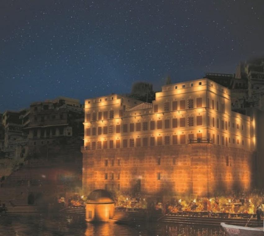 A centuries old ghat restored