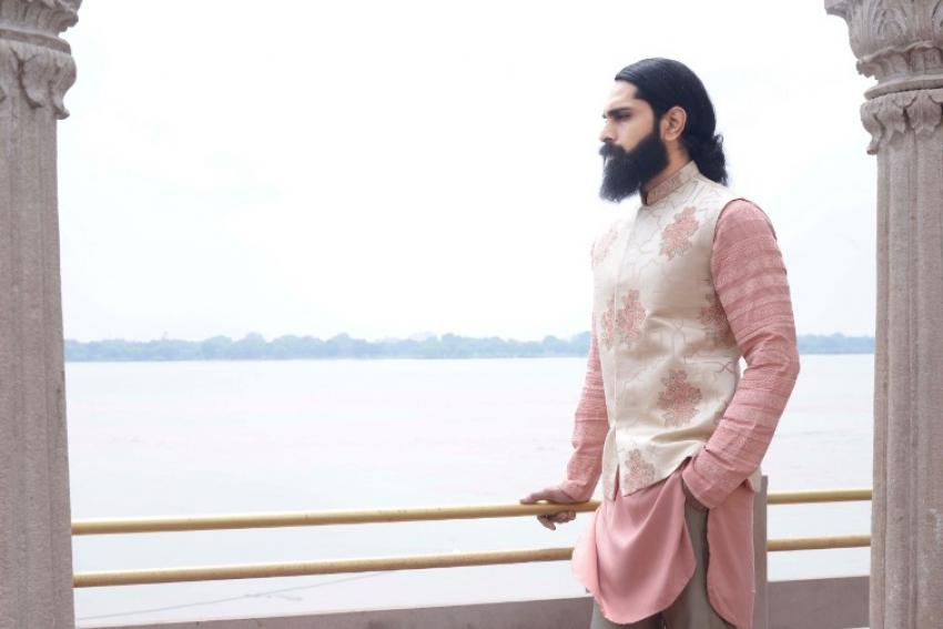 Dapper, Surbhi Pansari come out with special menswear for Holi