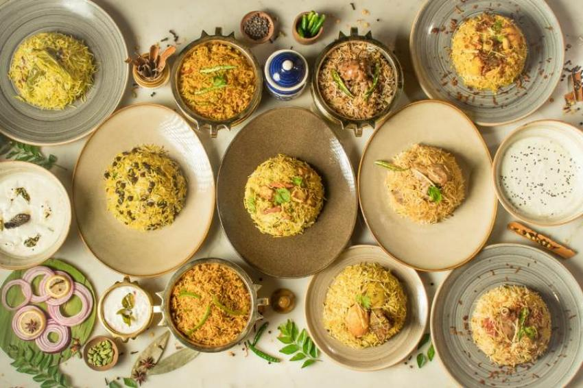 Signature Biryani and Pulao Collection from the kitchens of ITC Hotels
