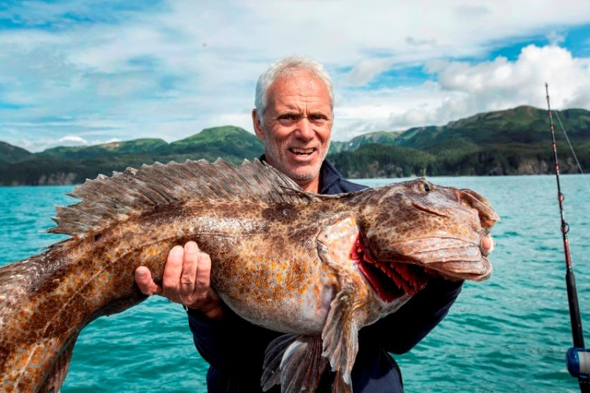 Jeremy Wade of River Monsters fame returns to Animal Planet with a brand new series