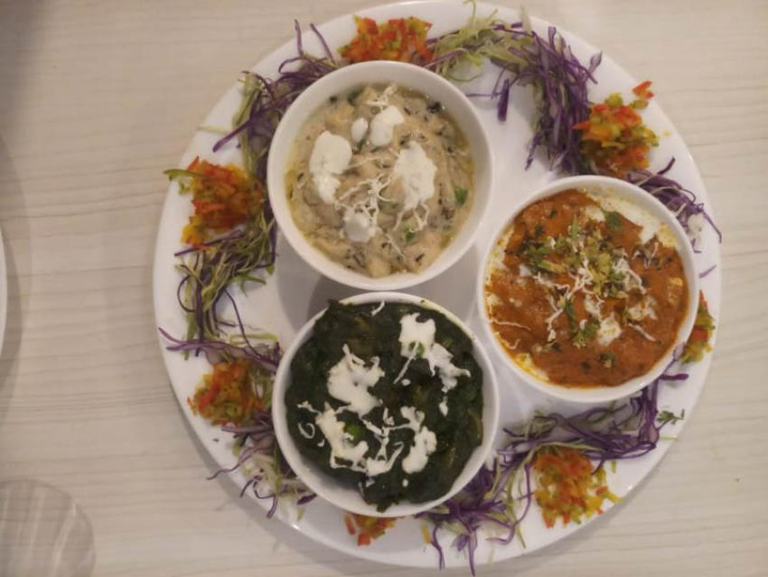 Gopala's is here to serve all that is sattvic!