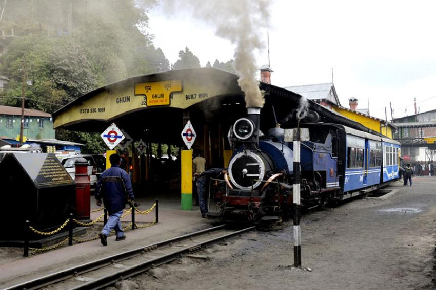 Ghum Festival 2021: A date with the Darjeeling Himalayan Railways