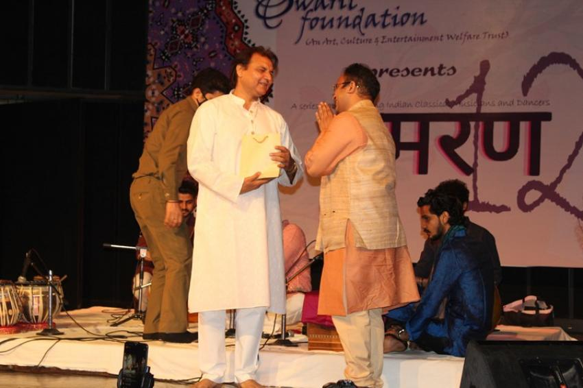 Swarit Foundation's Smaran concert series back with on stage performances