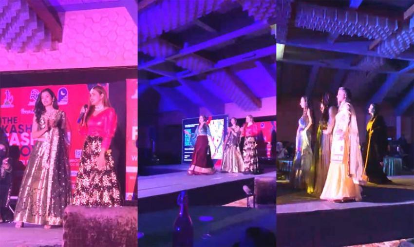Fashion stems in the land of Shikaras as Kashmir breaks a stereotype