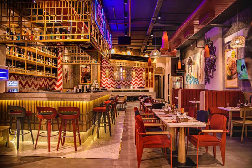 Wow!China opens its largest bistro format outlet in Salt Lake, Kolkata