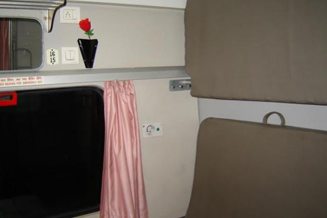 What is AC First on Indian Railways about?