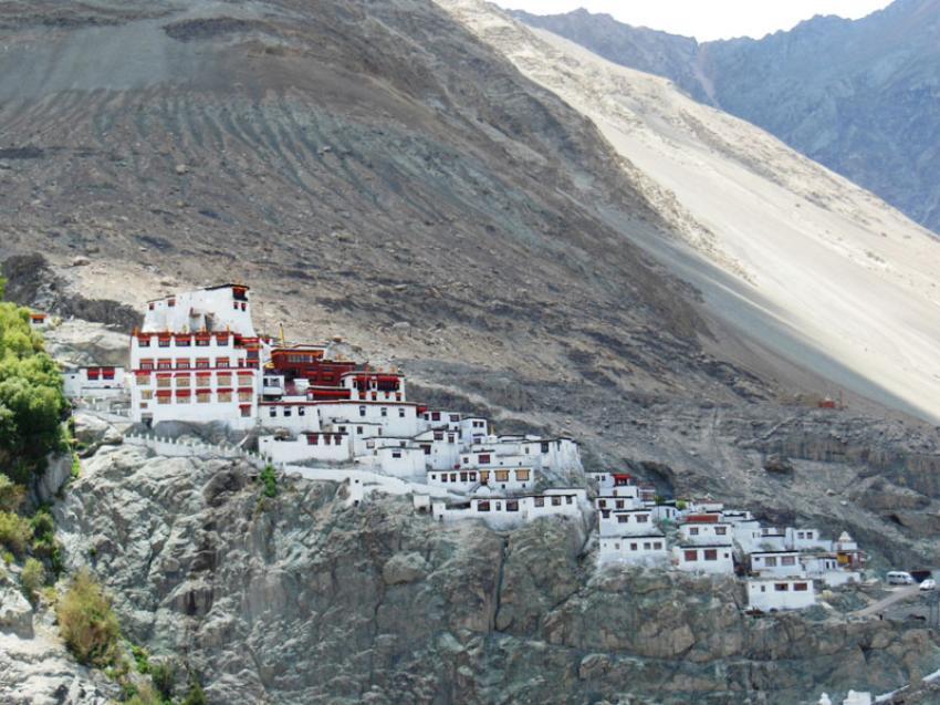Is Ladakh a paradise lost?