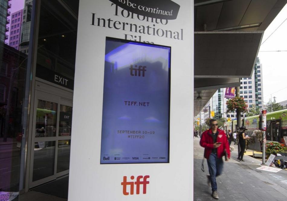Glimpse of TIFF 2020