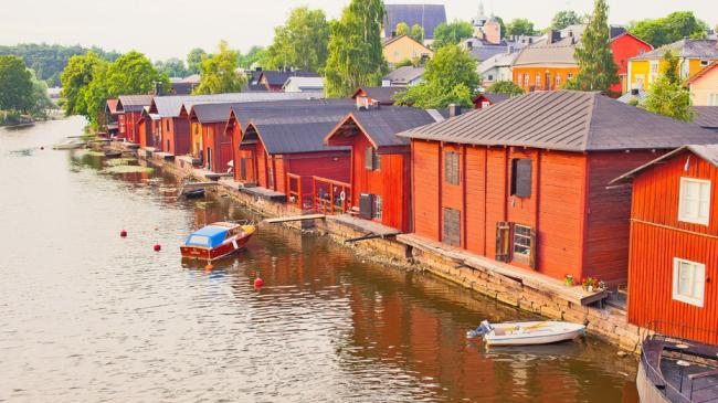 Summertown Porvoo