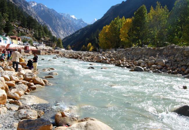 Life by the Ganga: Gangotri