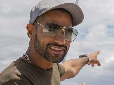 Shikhar Dhawan un-discovers Australia