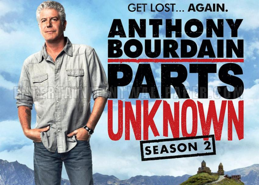 Anthony Bourdain: The man who inspired me to move