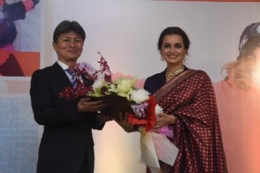 Dia Mirza says JapanSurprises