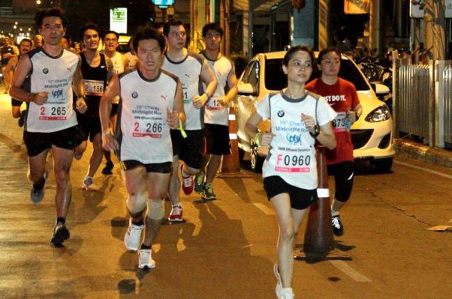 Amari Midnight Run Bangkok