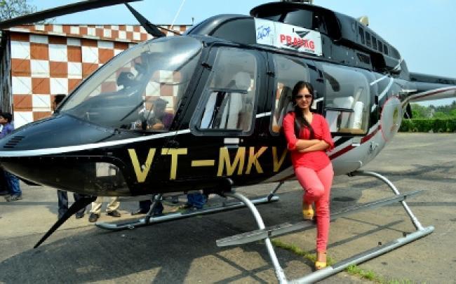 Prayag launches Heli-tourism