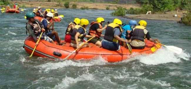 River rafting booking online