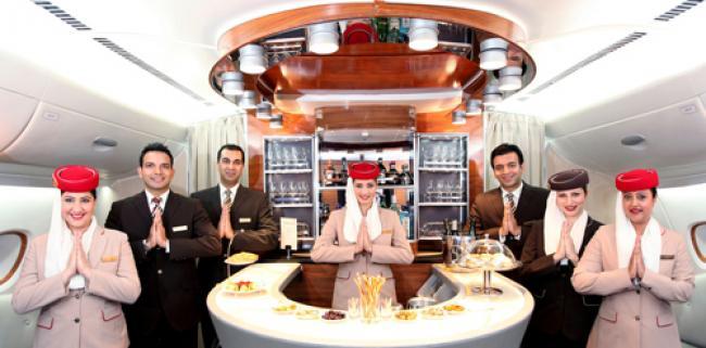 Emirates join India in Republic Day celebration