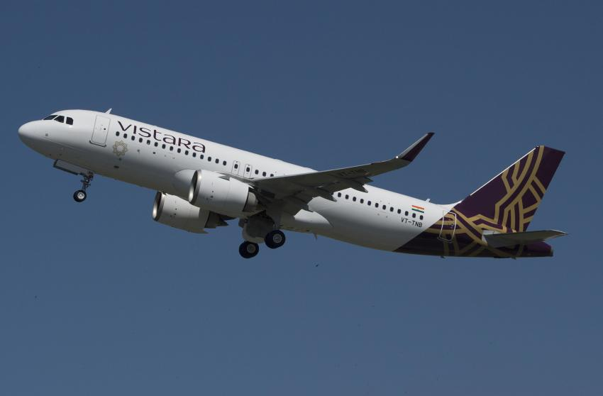 Vistara signs contract with Airbus for FHS-TSP