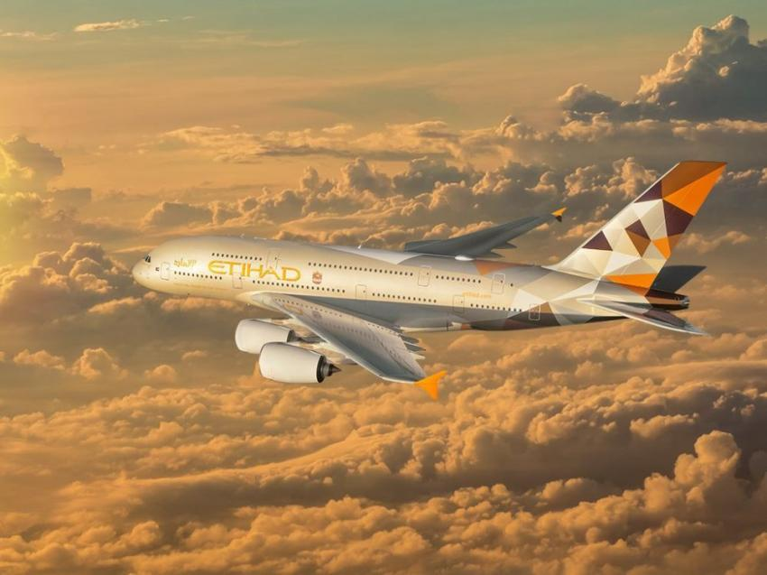 Etihad Airways to serve London Heathrow with fourth year-round daily service