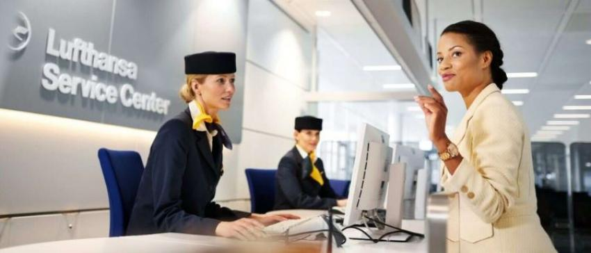 Lufthansa offers guide service to passengers