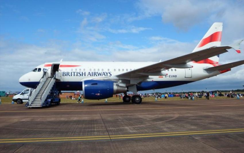 British Airways special flight to touch down at Kolkata airport after 11 years