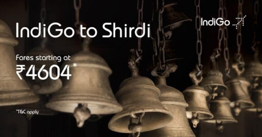 IndiGo introduces direct flight service from New Delhi to Shirdi