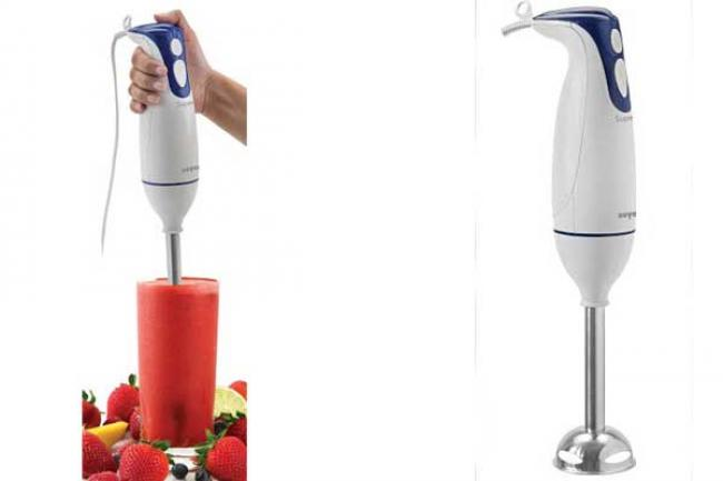 Soyer introduces 'Super' series of hand blender