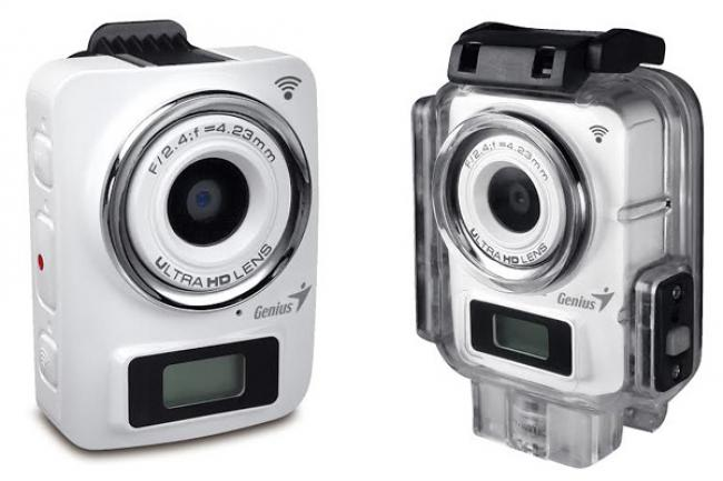 Genius launches new mini Wi-Fi camera-the Life-Shot FHD300