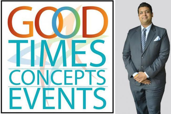 Good Times Concept Events empanels with Piccadily