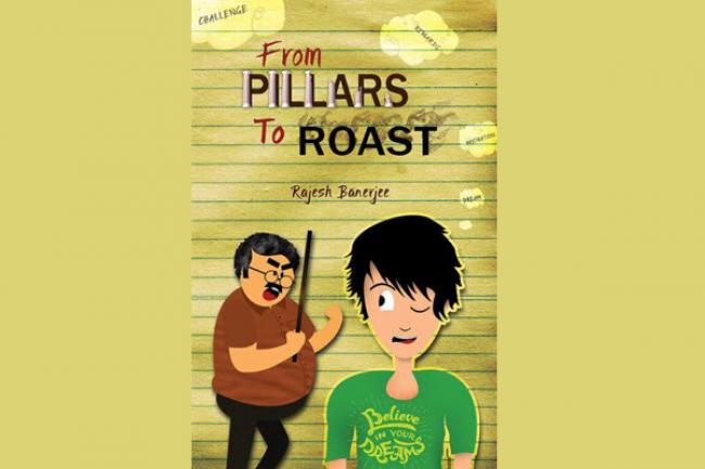From Pillars to Roast: An interesting novel on life in college