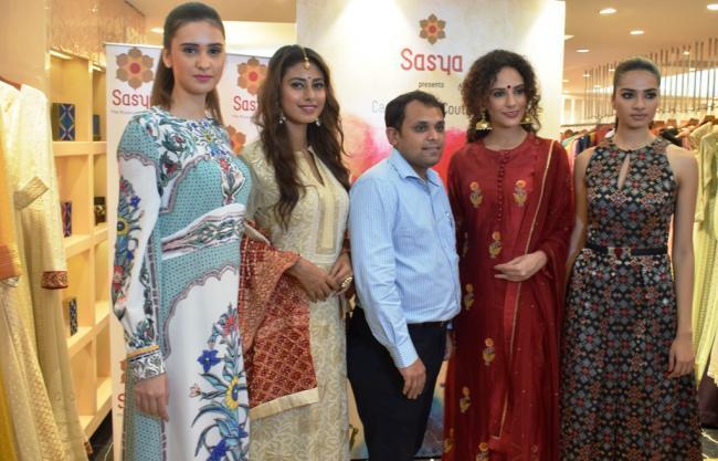 Kolkata: Sasya presents Captivating Couture for the upcoming festive season