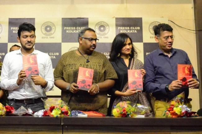 Power Publishers in association with Press Club launches Nidra Naik's book 'The Bestseller'