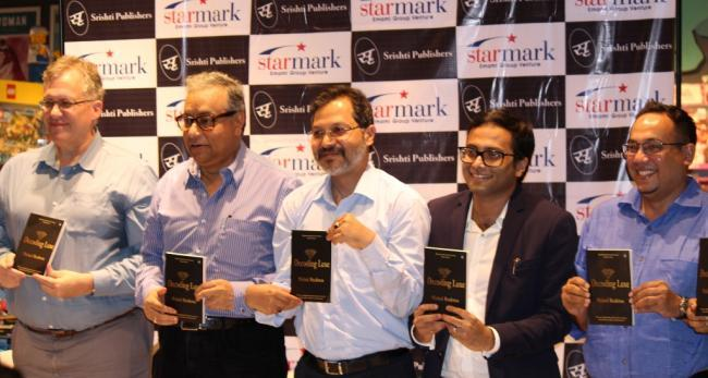 Mahul Brahma's book on luxury Decoding Luxe launched in Kolkata