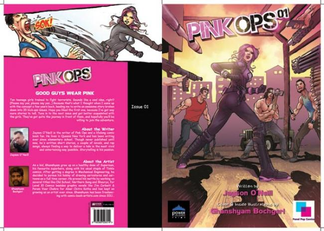 Pink Ops: Girl Power