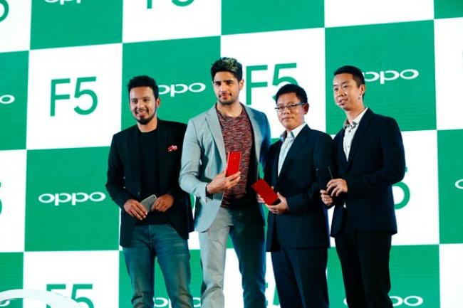 Camera phone brand Oppo to release Oppo5 on Thursday