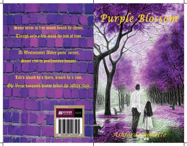 Purple Blossoms: Human emotions expressed through verse
