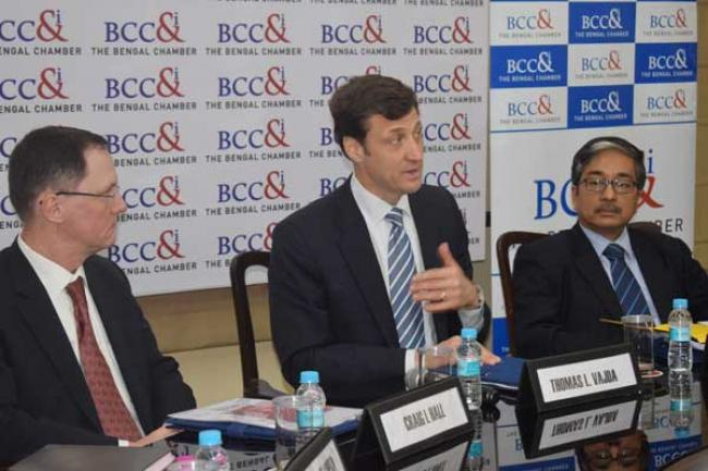 Former US Consul General talks about regional connectivity and business cooperation in Kolkata
