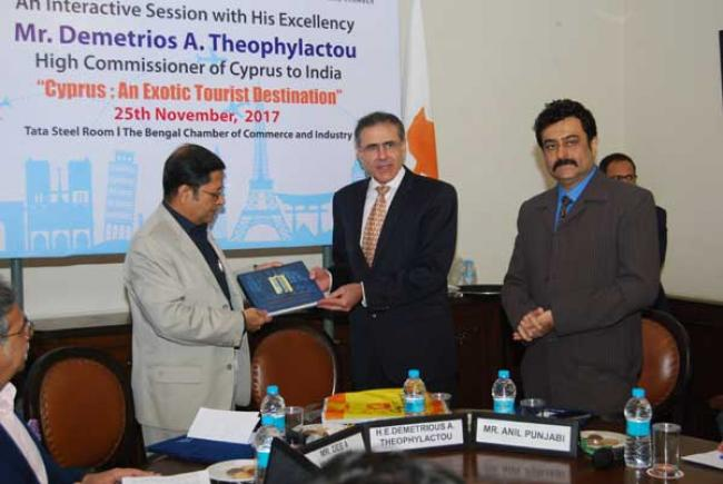 Cyprus ready to welcome Indian investments, including tourism