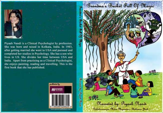 Debut author Piyaah Nandi talks about her book on fairy tales